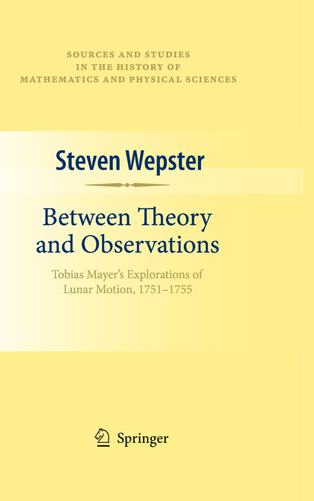Between Theory and Observations als Buch von St...