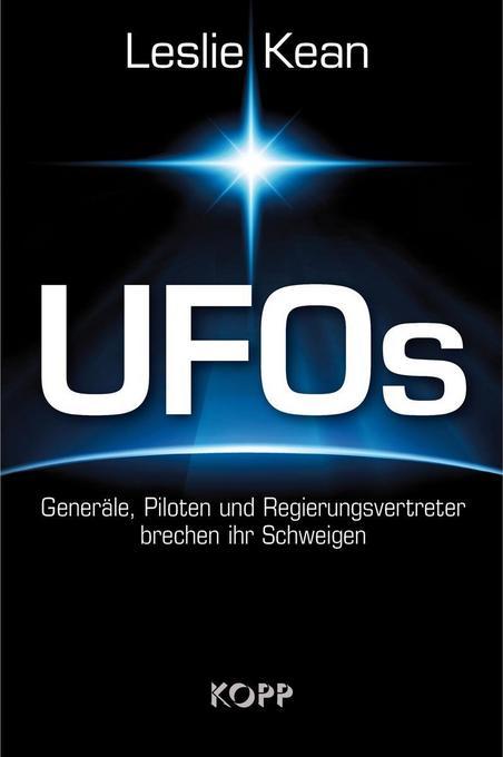 UFOs als Buch von Leslie Kean