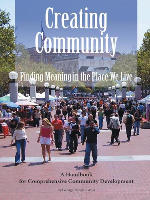 Creating Community als eBook Download von Georg...