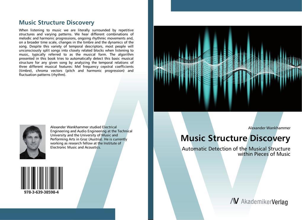 Music Structure Discovery als Buch von Alexande...