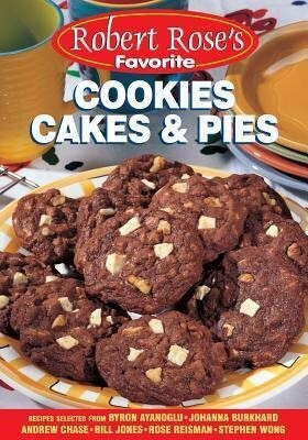 Cookies, Cakes and Pies als Taschenbuch