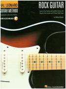 Hal Leonard Rock Guitar Method: Book/Online Audio