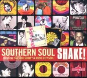 Southern Soul Shake Presenting SSS