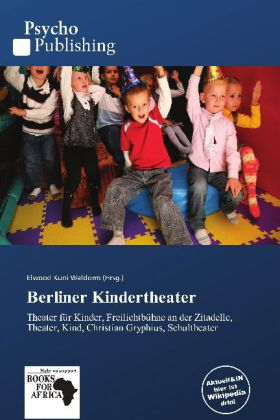 Berliner Kindertheater als Buch von
