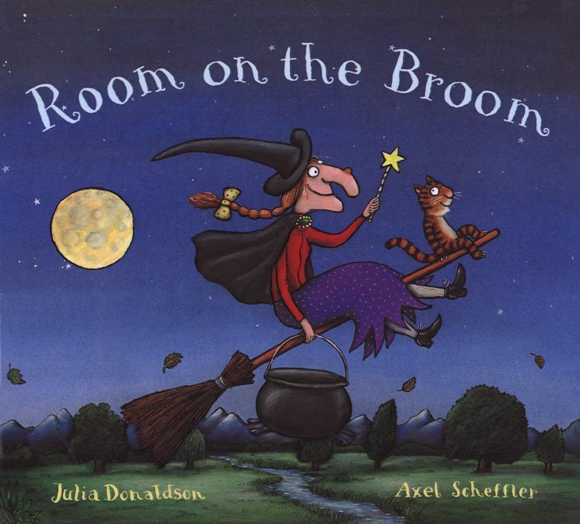 Room on the Broom als Buch (gebunden)