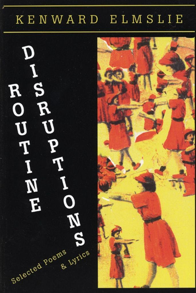 Routine Disruptions als Taschenbuch