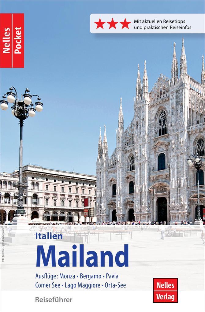 Nelles Pocket Reiseführer Mailand als eBook Dow...