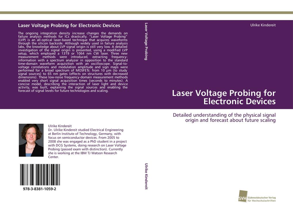Laser Voltage Probing for Electronic Devices al...