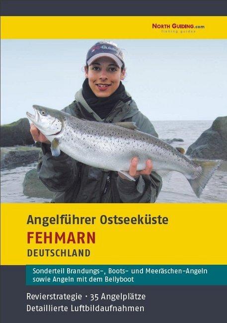 Angelführer Fehmarn als Buch von Michael Zeman