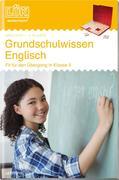 LÜK. Grundschulwissen Englisch