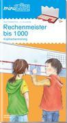 miniLÜK. Rechenmeister bis 1000: Kopfrechentraining