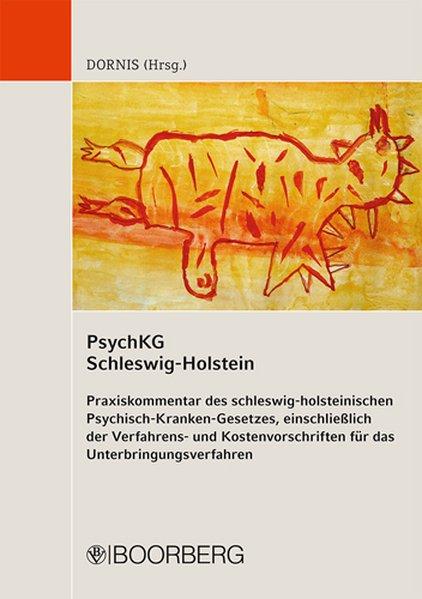 PsychKG Schleswig-Holstein als Buch von