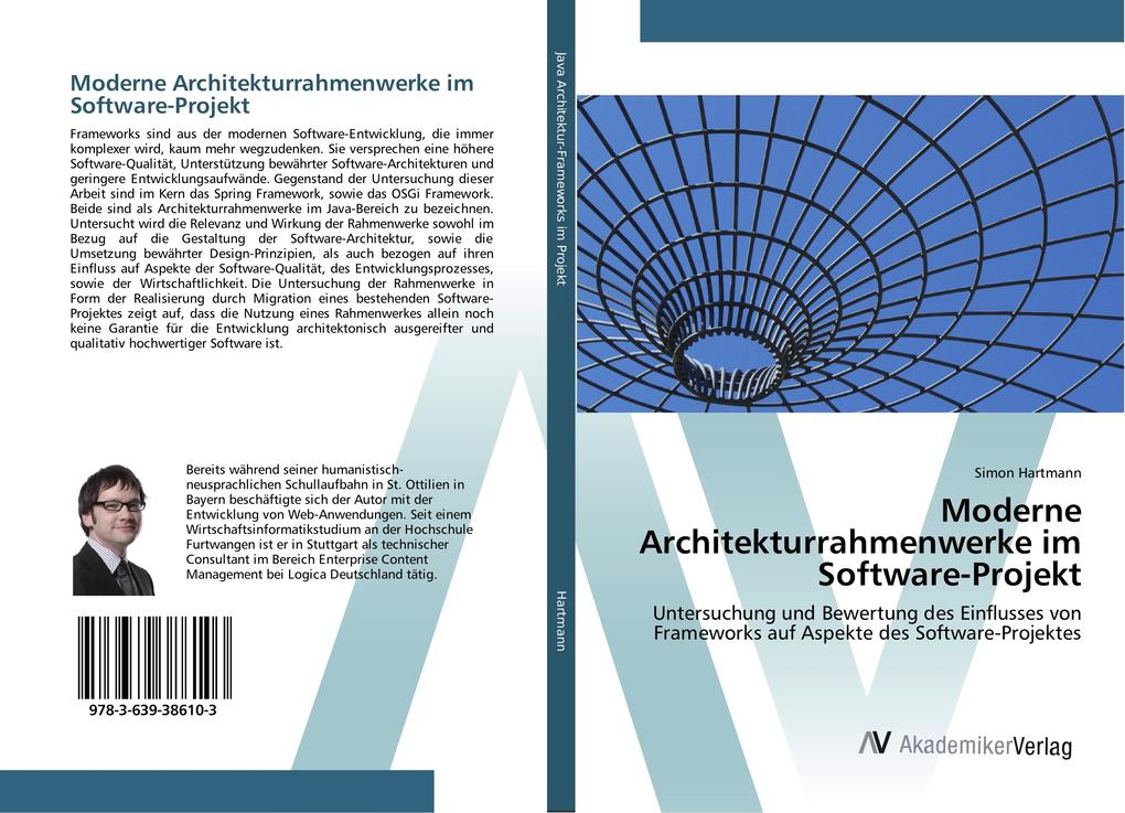 Moderne Architekturrahmenwerke im Software-Proj...