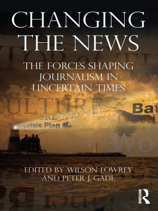 Changing the News als eBook Download von