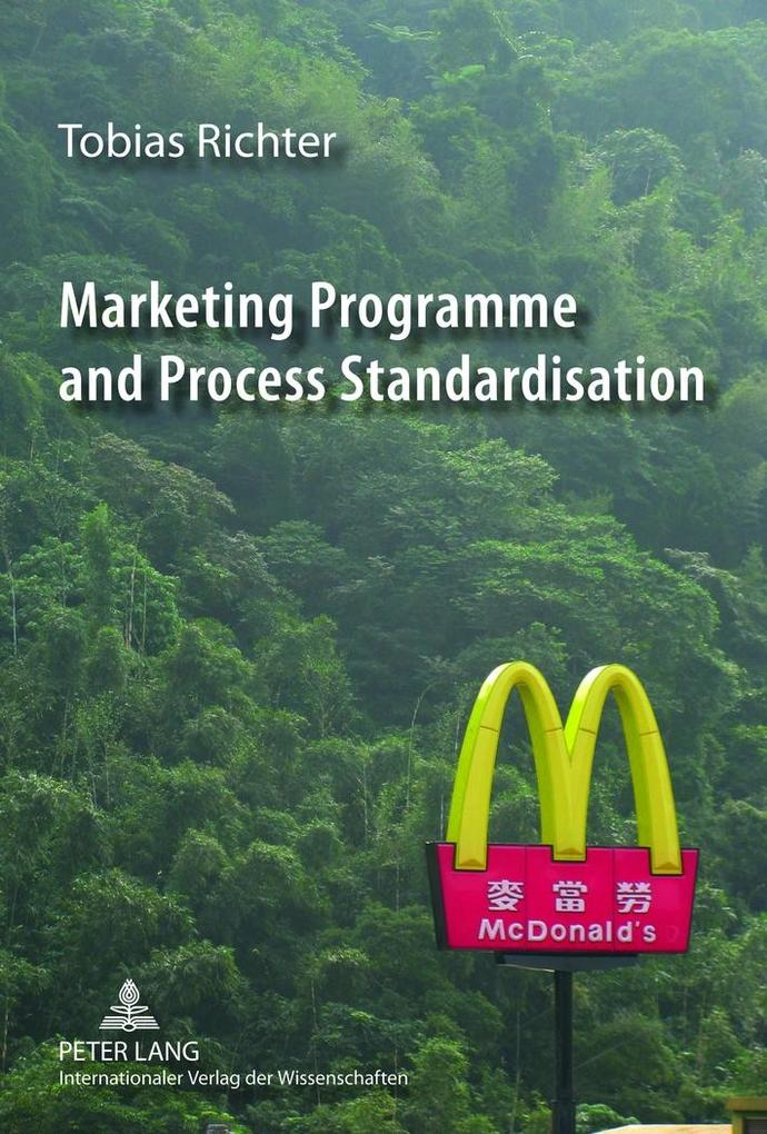 Marketing Programme and Process Standardisation...