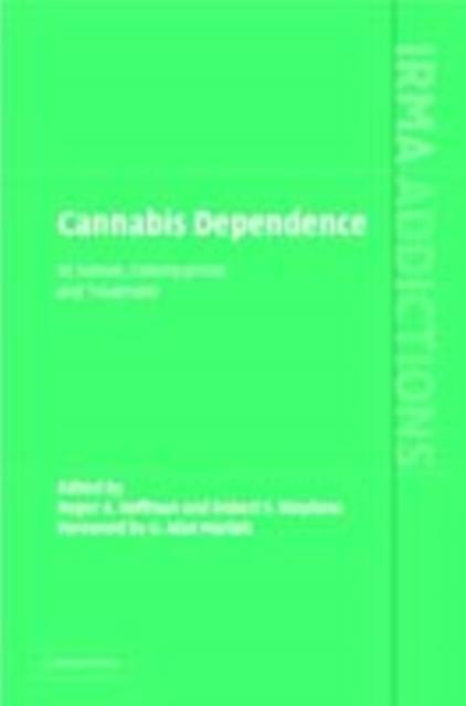Cannabis Dependence als eBook Download von