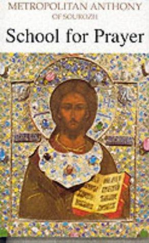School for Prayer als Taschenbuch