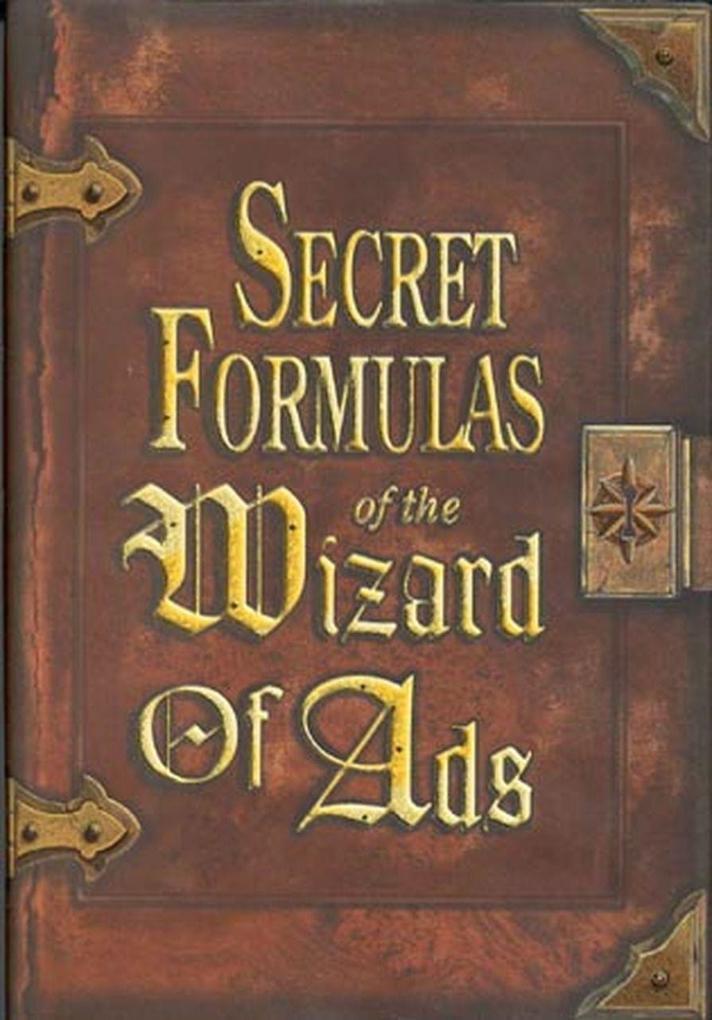 Secret Formulas of the Wizard of Ads als Taschenbuch