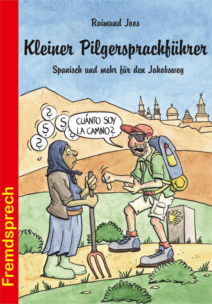 Kleiner Pilgersprachführer als Buch