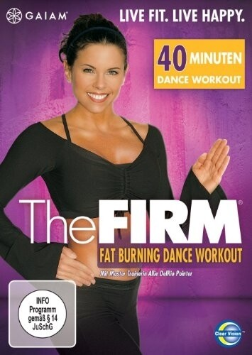 Gaiam-The Firm: Fat Burning