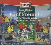 Fünf Freunde Box 17 ... auf der Suche nach Phantomen und Monstern