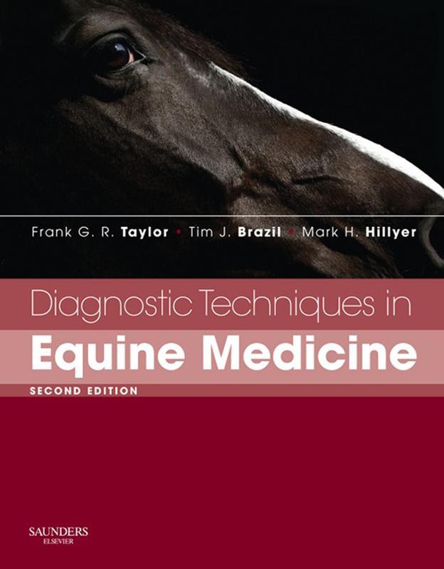 Diagnostic Techniques in Equine Medicine E-Book...