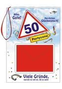 Geburtstags-Geld-Büchlein zum 50.
