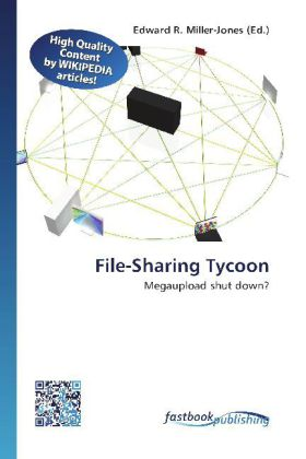 File-Sharing Tycoon als Buch von
