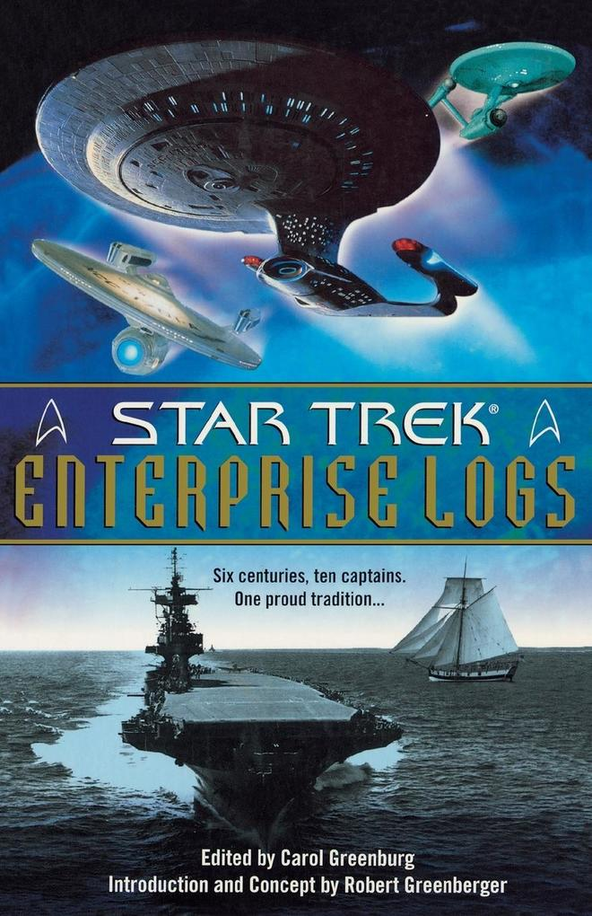 Star Trek: Enterprise Logs Anthology als Taschenbuch
