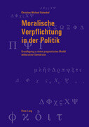 Moralische Verpflichtung in der Politik