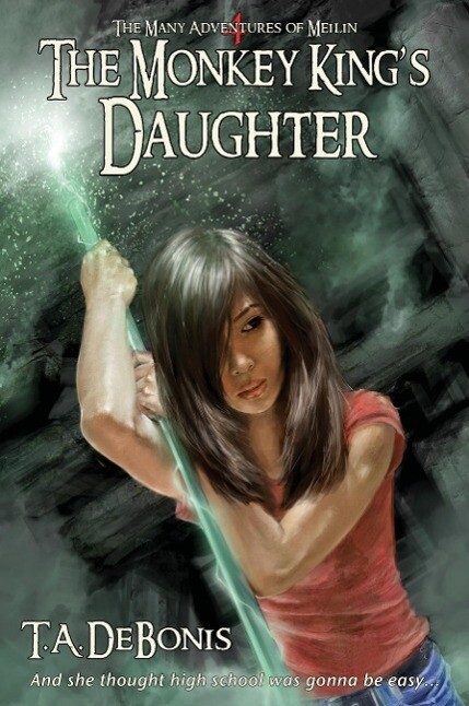 The Monkey King´s Daughter, Book 4 als Taschenb...