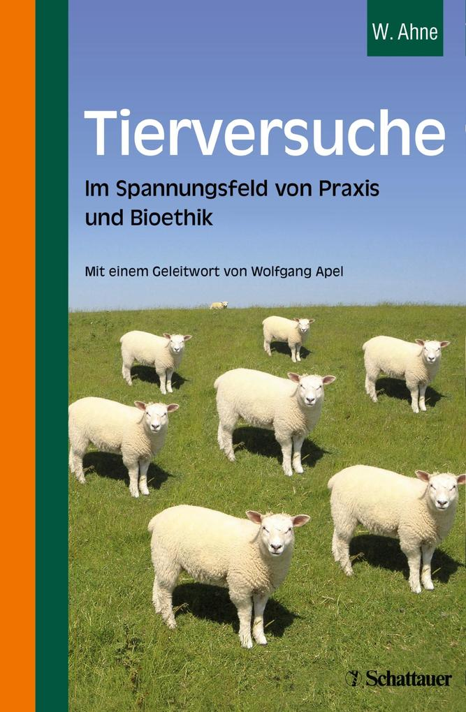 Tierversuche als eBook Download von Winfried Ahne
