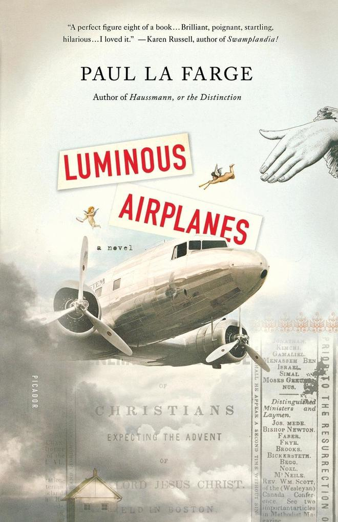 Luminous Airplanes als Taschenbuch von Paul La ...