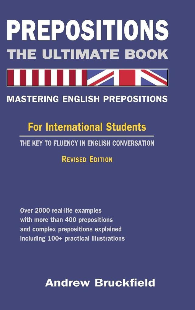 Prepositions als Buch von Andrew Bruckfield