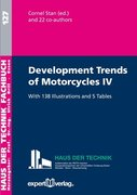 Development Trends of Motorcycles, IV