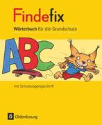 Findefix Wörterbuch in Schulausgangsschrift