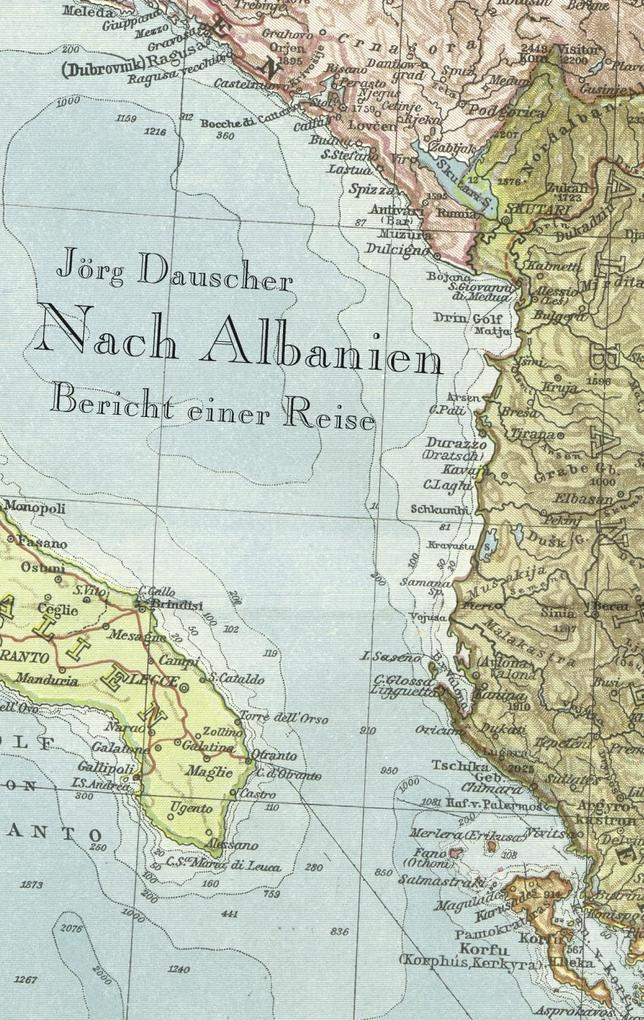 Nach Albanien als eBook Download von Jörg Dauscher