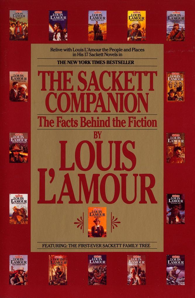 The Sackett Companion als Taschenbuch