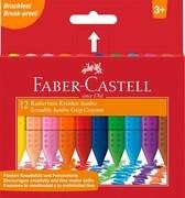 Faber-Castell 122540 - Jumbo-Kreide, radierbar