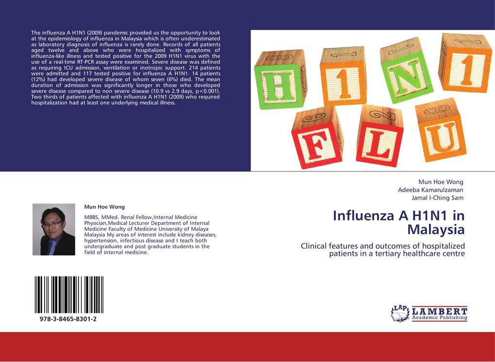Influenza A H1N1 in Malaysia als Buch von Mun H...