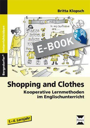Shopping and Clothes als eBook Download von Bri...