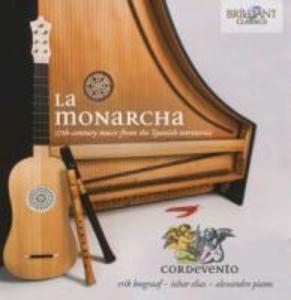 La Monarcha-Spanische Musik aus 17.Jh