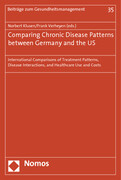 Comparing Chronic Disease Patterns between Germany and the US
