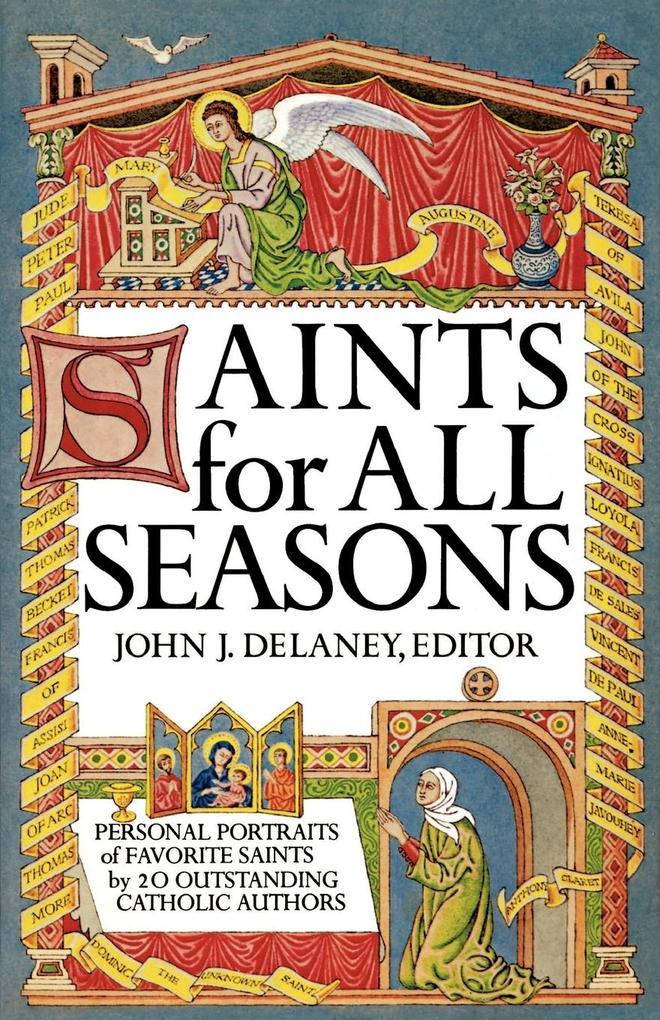 Saints for All Seasons als Taschenbuch