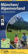 ADFC-Regionalkarte München / Alpenvorland 1 : 75 000