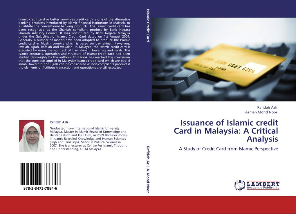Issuance of Islamic credit Card in Malaysia: A ...