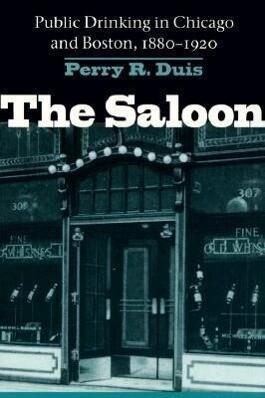 The Saloon als Taschenbuch