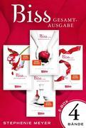 Bella und Edward. Bis(s)-Gesamtausgabe, Band 1 - 4