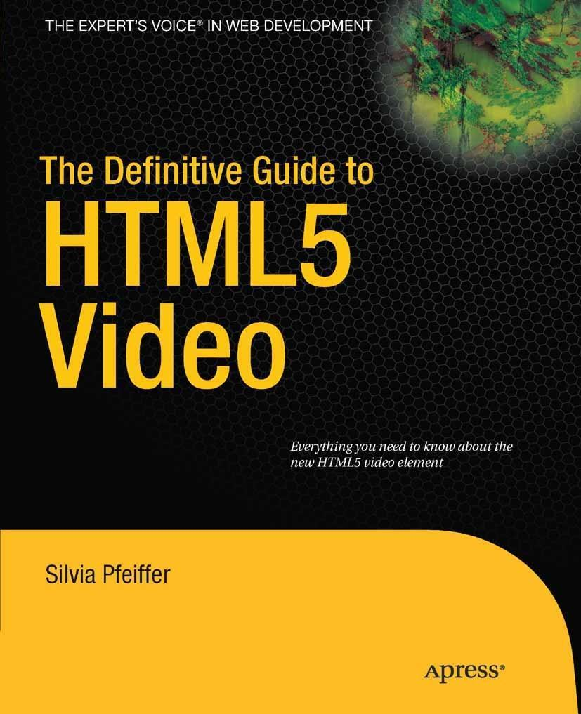The Definitive Guide to HTML5 Video als eBook D...