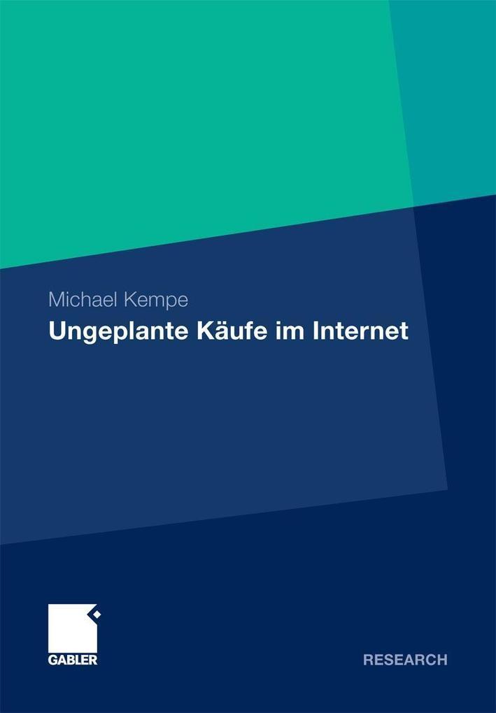 Ungeplante Käufe im Internet als eBook Download...